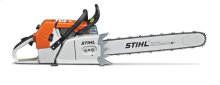 This heavy-duty chainsaw offers maximum power for the most demanding cutting conditions.