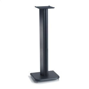 SanusBlack Basic Series 31-inch tall for small bookshelf speakers