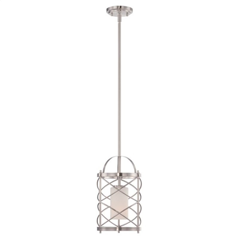 605332 In By Nuvo Lighting In New Milford Ct 1 Light Mini Pendant