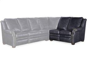 Pauley RAF Loveseat Recline At Arm w/Articulating Headrest