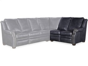 Pauley RAF Loveseat Recline At Arm w/Articulating Headrest