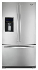 36-inch Wide French Door Refrigerator with MicroEdge® shelves - 25 cu. ft. Product Image