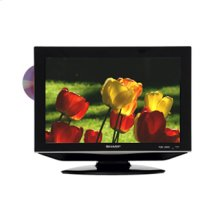 16:10 widescreen LCD TV