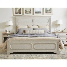 Hillside Panel Bed - Feather / Queen
