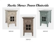 Rustic Shores Power Chairside - Scrimshaw Product Image