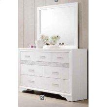 Miranda Modern Dresser Mirror