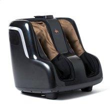 Reflex SOOTHE Foot and Calf Massager - BlackandBrown