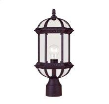 Kensington Post Lantern