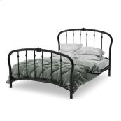Vanna Regular Footboard Bed - Full