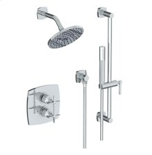 Thermostatic Shower/ Hand Shower Kit