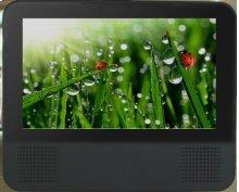 "7"" Quad Core Tablet Pdvd Combo, 512/8gb"