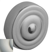 Satin Nickel with Lifetime Finish Traditional Screw Cover
