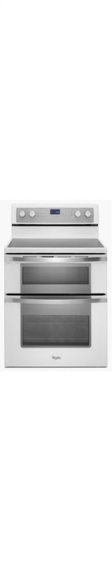 Whirlpool® 6.7 Total cu. ft. Double Oven Electric Range with True Convection Cooking
