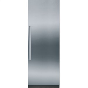 "BoschBENCHMARK SERIESBenchmark Series Custom Panel Built-In 30"" Single Door Refrigerator"