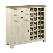 Reclamation Place Post & Beam Entertainment Console