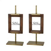 Rockford Set of 2 Picture Frames - Small