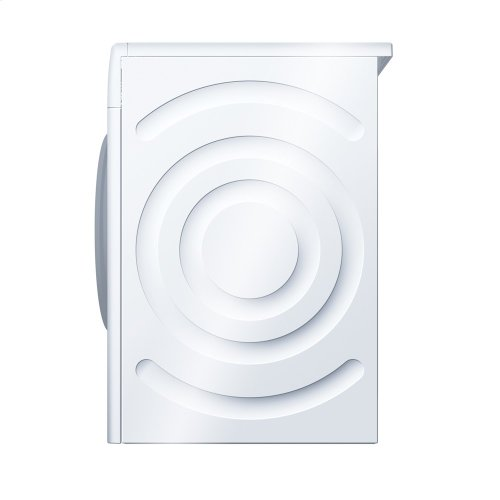 """24"""" Compact Condensation Dryer Axxis - White"""