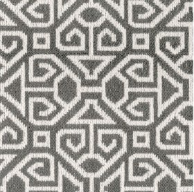 Luikin Charcoal Fabric