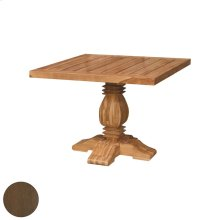 Tuscan Square Teak Side Table