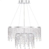 Borderline Chandelier in Polished Chrome