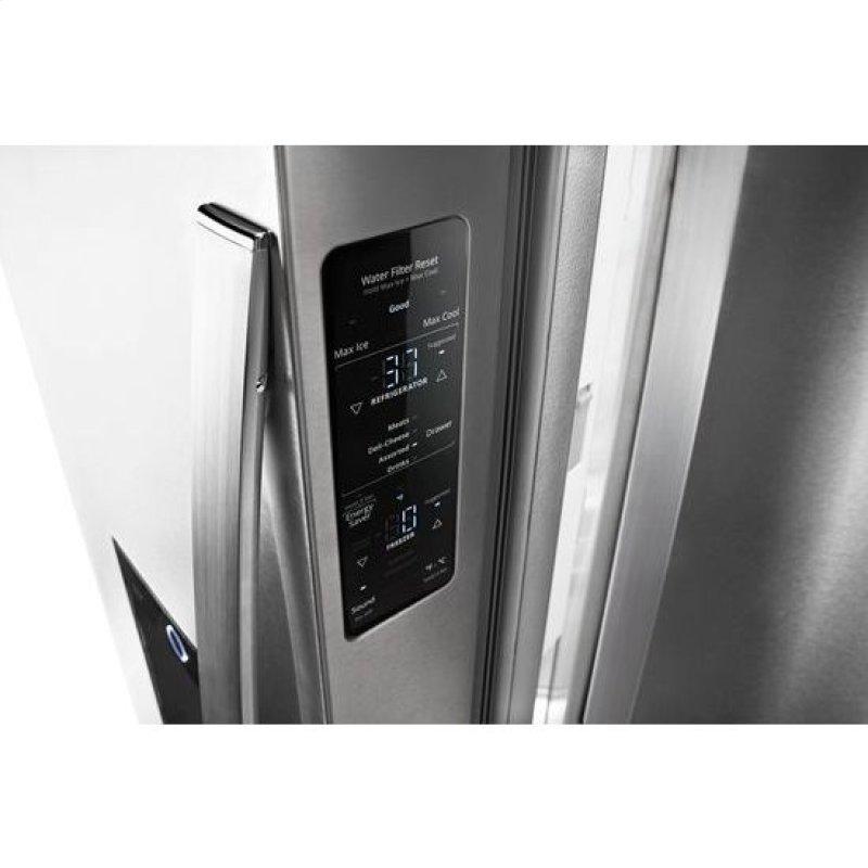 Wrf972sihz In Fingerprint Resistant Stainless Steel By Whirlpool In
