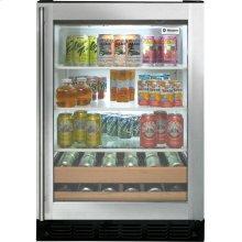 ZDBR240PBS - GE Monogram® Stainless Steel Beverage Center