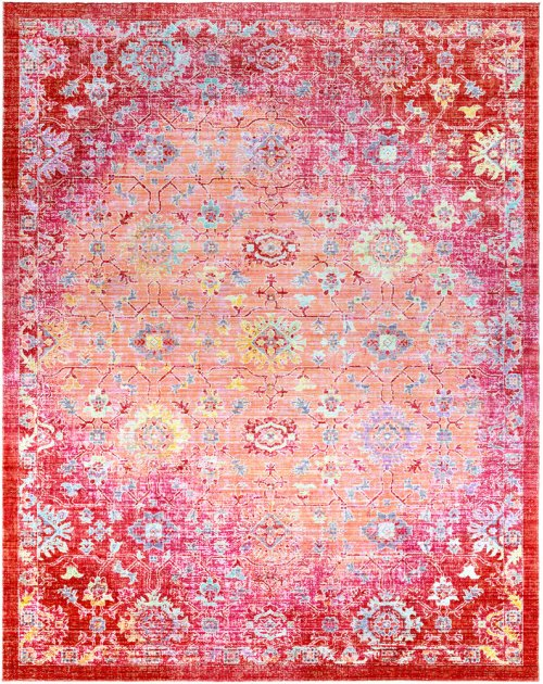 "Seasoned Treasures SDT-2311 7'10"" x 10'3"""