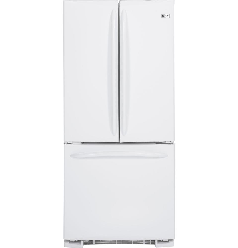 Pfsf0mfcww ge profile ge profile for 19 5 cu ft french door refrigerator
