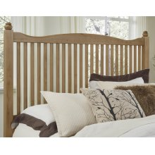 Slat Bed with available storage Queen