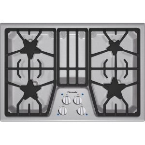 THERMADOR30-Inch Masterpiece(R) Gas Cooktop