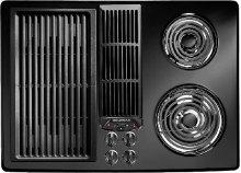 "Jenn-Air® Designer Line Modular Electric Downdraft Cooktop, 30"""