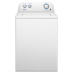 Amana3.5 cu. ft. Top-Load Washer with Dual Action Agitator - white