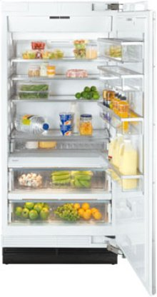 "36"" K 1901 Vi Built-In Refrigerator with Custom Panel - 36"" Refrigerator"