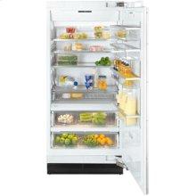 """36"""" K 1901 Vi Built-In Refrigerator with Custom Panel - 36"""" Refrigerator"""