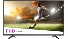 "43"" class H5 series - Hisense 2018 Model 43"" class H5E (42.5"" diag.) Full HD Smart TV"