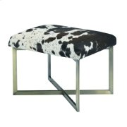 Hair on Hide Bench Product Image
