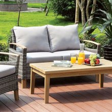 Monica Patio Love Seat