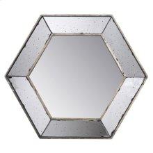 Herrick Hexagonal Mirror