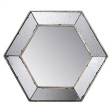 Herrick Hexagonal Mirror