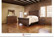 1020 Terra Bedroom Collection