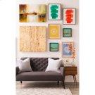 "Surya Wall Decor HAY-2000 12"" x 12"" Product Image"