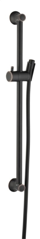 "Rubbed Bronze Unica C Wallbar, 24"" Product Image"