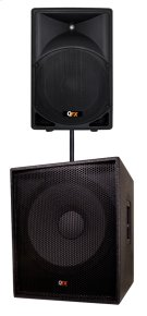 Subwoofer With Built-in Amplifier Product Image