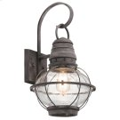Bridge Point Collection Bridge Point Large Outdoor Wall Lantern in WZC Product Image