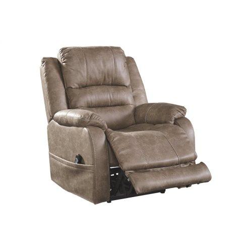 Power Recliner/ADJ Headrest