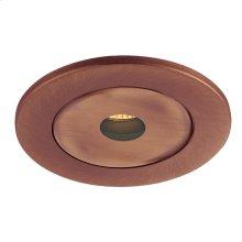 TRIM,3 1/4 INCH PIN HOLE - Satin Copper