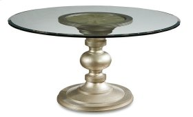 """Morrissey Wallen Round Dining Table 60"""""""