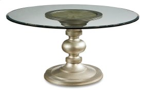 Morrissey Wallen Round Dining Table 60""
