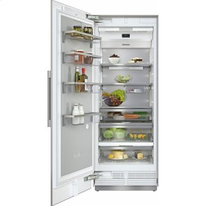 MieleK 2811 SF MasterCool refrigerator For high-end design and technology on a large scale.