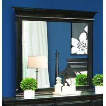 Chelsea Ebony Dresser Mirror
